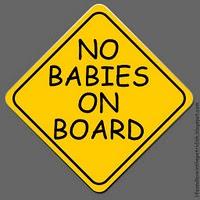 nobabiesonboard