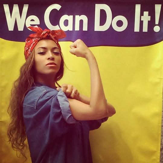 Beyonce's Fierce Feminism