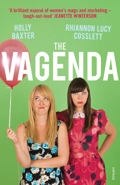 Vagenda cover